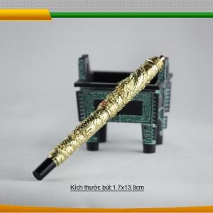 Bút rồng vàng 02