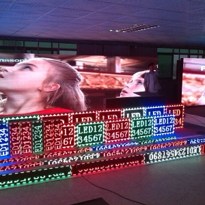 Màn hình led hiển thị video P7,62 trong nhà